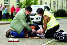 Erste Hilfe und Sofortmaßnahmen