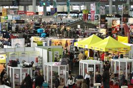 Heimtiermesse Hannover mit großem Aquascaping-Finale