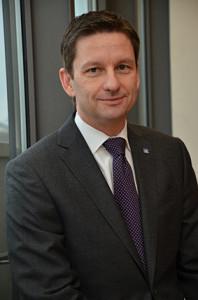 Matthias Battefeld, seit Januar zuständig für den Bereich Calenberger Land im Vorstand der Hannoverschen Volksbank.