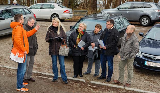 Ruhwald-Gegner machen weiter Front gegen Forstinteressenten