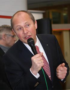 SSK-Vorstand Reinhard Meyer