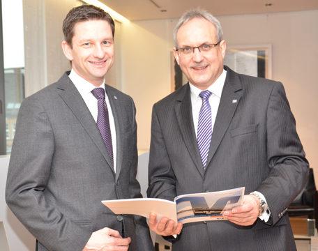 Hannoversche Volksbank: Positive Entwicklung in Barsinghausen