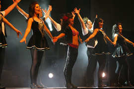 Best of Irish Dance in der Spalterhals-Aula
