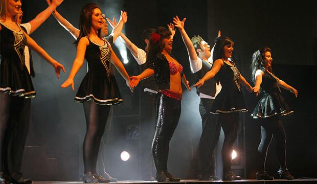 Best of Irish Dance in der Spalterhals-Aula