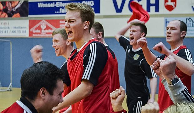 Futsal-Niedersachsentitel geht an den Deister