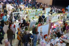 Kunsttage Barsinghausen 2015 – Der Kunsthandwerkermarkt