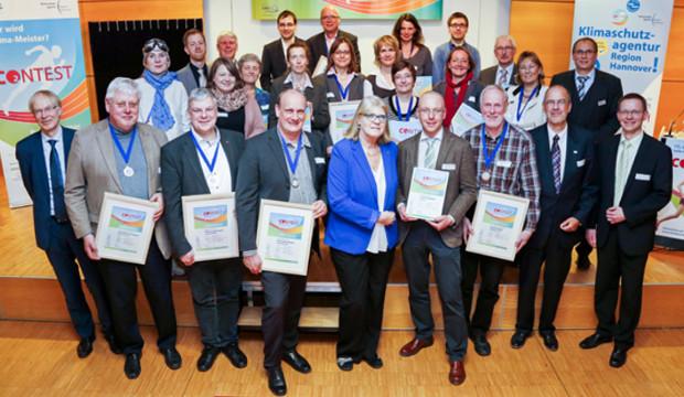 Klima-Meister 2014: Neustadt, Sehnde und Ronnenberg