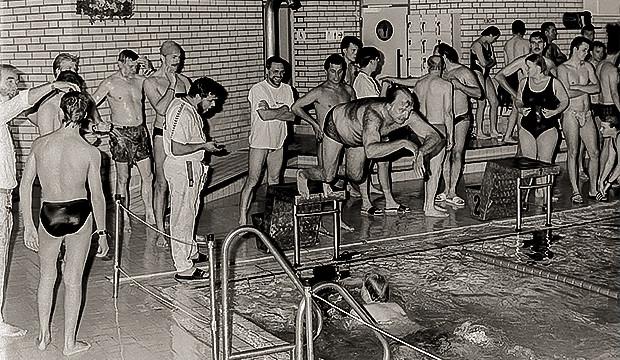 Comeback des 24-Stunden-Schwimmens in Basche