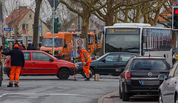 Mehrheit stimmt für Straßenausbaubeiträge