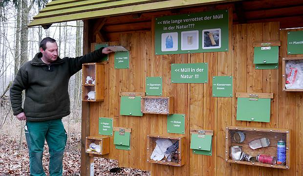 Neue Station zur Umweltbildung im Wisentgehege Springe