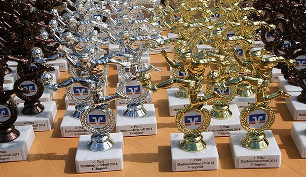 Neuordnung sichert Fortbestand der Jugend-Stadtmeisterschaften