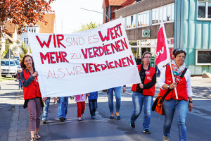 Streik-Bahnhofstraße