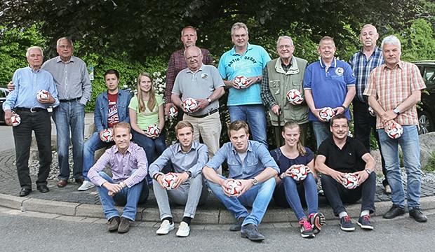 DFB-Ehrenrunde: Rothmund ist stolz auf seine Vereine