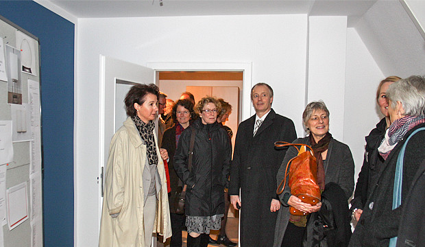 """""""Tag der Architektur"""": Das umgebaute Kloster Barsinghausen"""