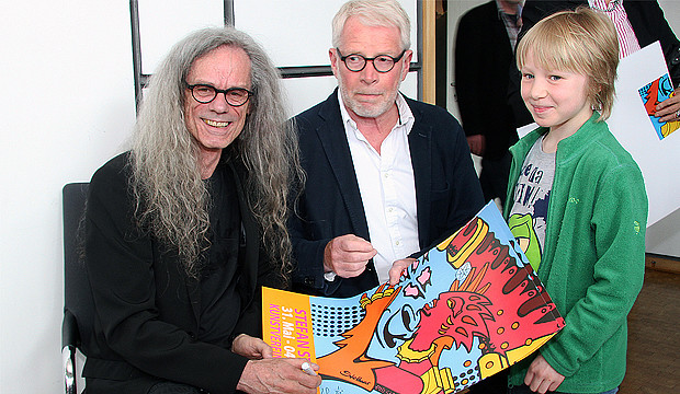 Kunstverein Gehrden zeigt Pop-Art aus Hannover