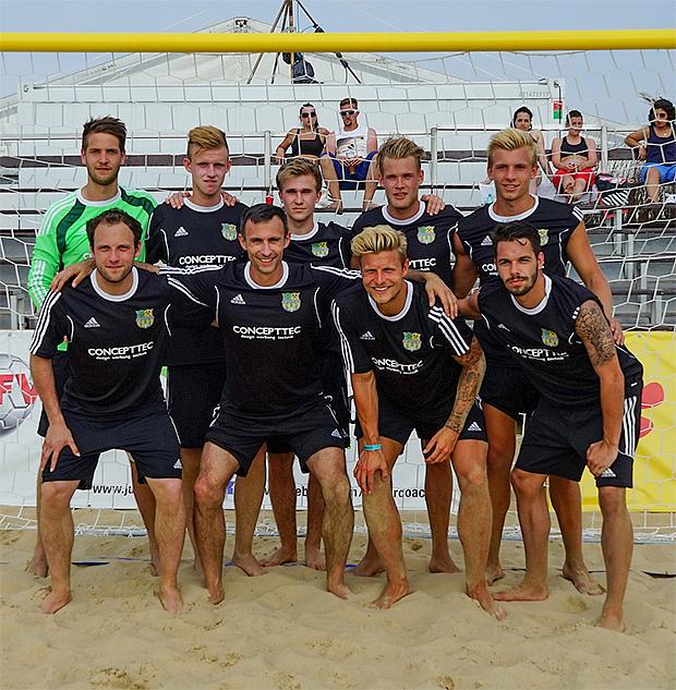 Beach-Team
