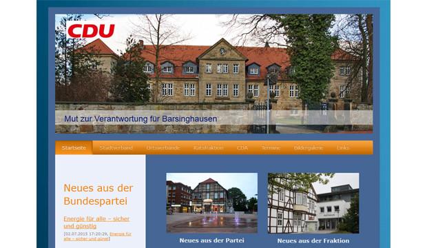 CDU lobt Fotowettbewerb aus