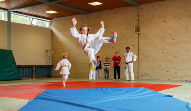 Stadtsparkasse unterstützt integratives Judo-Projekt