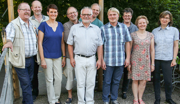 TSV-Judoka wählen Vorstand neu