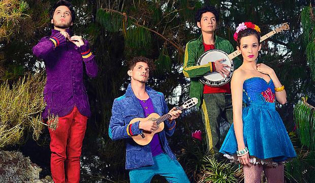 Monsieur Periné – Musik aus dem Herzen Kolumbiens