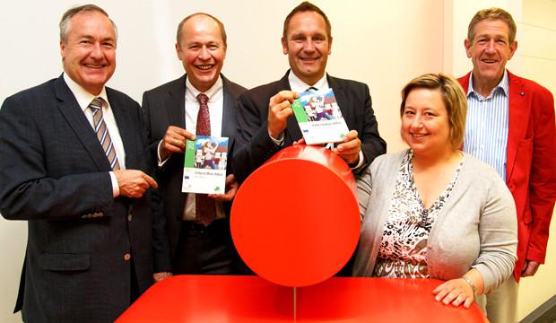 Lehrstellenatlas Barsinghausen wird neu aufgelegt