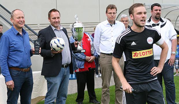Stadtmeisterschaft: Germania holt sich den Pott zurück