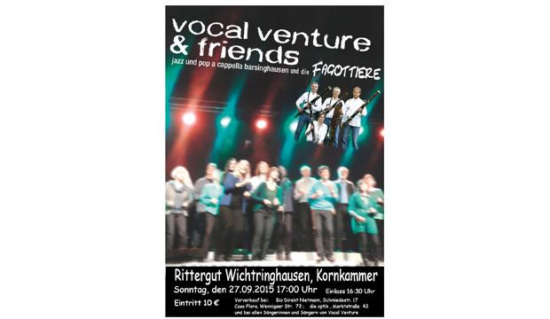 Außergewöhnliches Konzert in Wichtringhausen