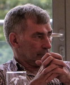 TSV-Vorsitzender Klaus-Jürgen Dallmann.