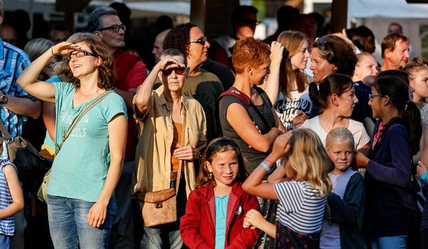 """Ein tolles Stadtfest: Die """"neue"""" Innenstadt besteht den Härtetest"""