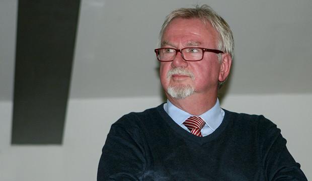 Lothar Brecht: Mit der LSB-Ehrennadel zum SPD-Referat