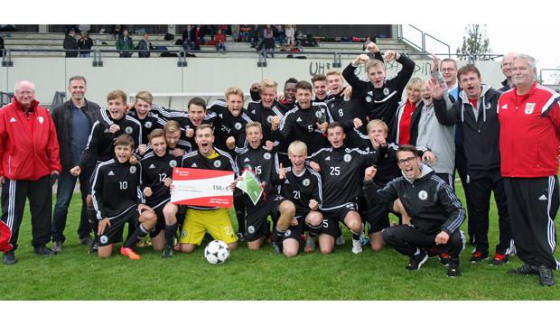 """Cup der Region: Und wieder sind die """"Löwen"""" vorn"""
