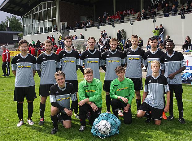 FOTO 1: Frühzeitiges Aus: Kreisligist SV Gehrden verkaufte sich teuer, musste aber bereits nach der Vorrunde die Heimreise antreten.