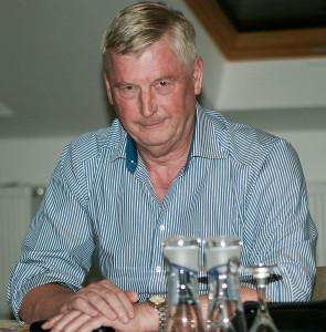 Neuer SRB-Vorsitzender: Horst Fabisch vom TSV Kirchdorf.