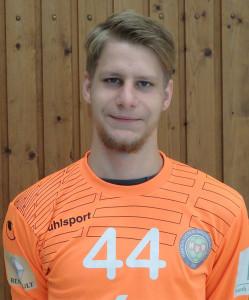 FOTO1: Fällt aus: Torwart Daniel Densky wird verletzungsbedingt fehlen.