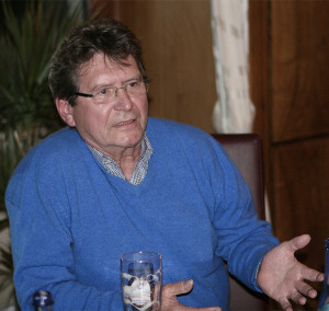 Keine Kandidatur: Gerd Köhler vom HVB.