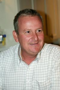 Germanen-Präsident: Torsten Seebeck.