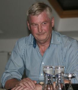 Neuer SRB-Vorsitzender: Horst Fabisch vom TSV Kirchdorf. Fotos: Bratke