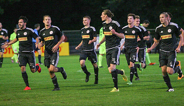 Halbfinale: Germanias Traum rückt näher
