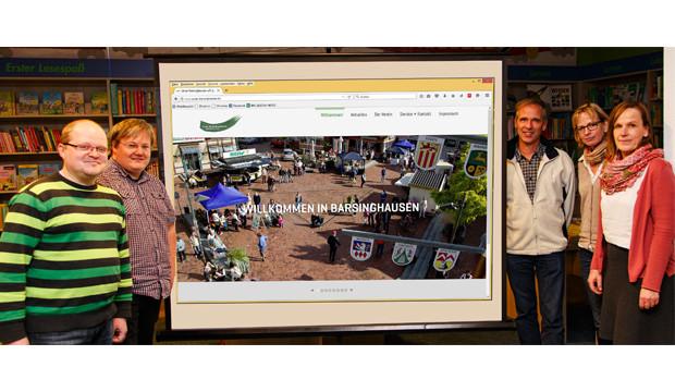 Unser Barsinghausen bringt neue Homepage an den Start