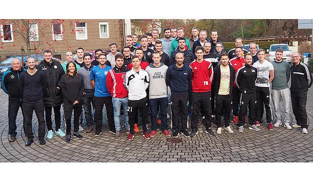 Trainerlizenz: Alexander Wissel besteht neben Jan Schlaudraff