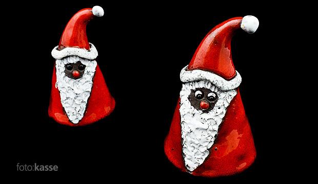 Weihnachtsausstellung im Atelier Bungenberg auf Walhalla