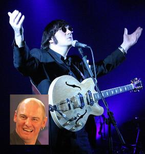 Peace: Johnny Silver erinnert an John Lennon.