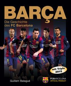 FCB spanisch: Offizielles Werk vom FC Barcelona.