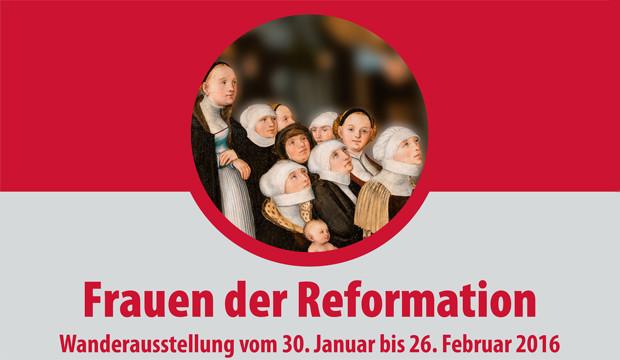 """Wanderausstellung """"Frauen der Reformation"""" in Barsinghausen"""