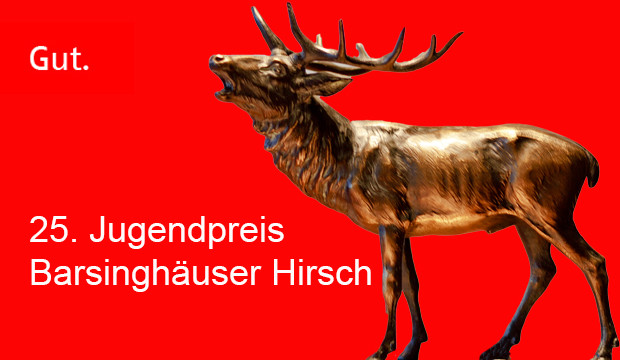Jugendpreis Barsinghäuser Hirsch geht an die HAG-Schulsanitäter