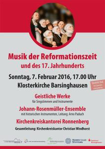 Musik-Reformationszeit
