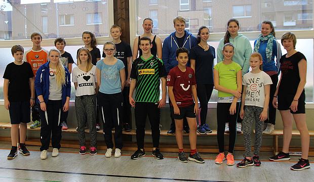 Sportassistenten-Ausbildung 2016 auch in Egestorf