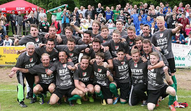 TSV-Kicker voller Vorfreude auf das eigene Fußballturnier