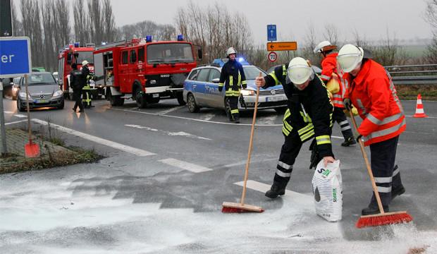 Einsatzzahlen der Feuerwehr sind 2015 leicht angestiegen