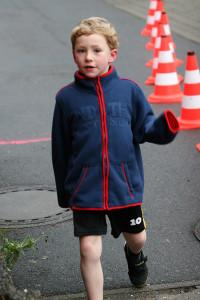 Nachwuchs: Der wohl jüngste Teilnehmer überhaupt war der sechsjährige Jan-Christian Haendel.